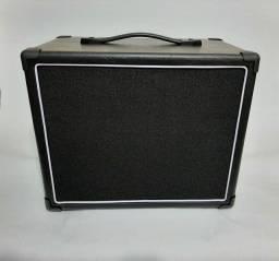 Caixa Gabinete 1x10 para guitarra 80 watts (NOVO)