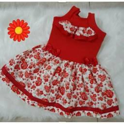 Promoção/Kit 3 lindas roupas de bebê