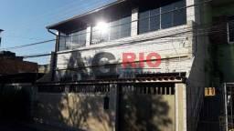 Casa de vila para alugar com 3 dormitórios em Bento ribeiro, Rio de janeiro cod:VVCV30036