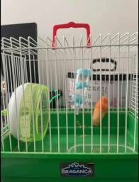 Gaiola para Hamster (Pequena / média)