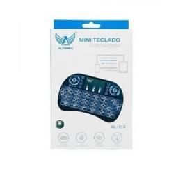 Mini teclado wereless c\ touchpad al-313