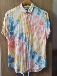 Camisas bluesteel