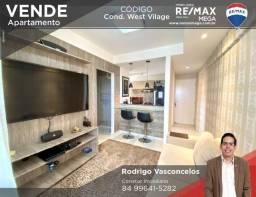 Apartamento à venda com 2 dormitórios em Cidade da esperança, Natal cod:AP1545