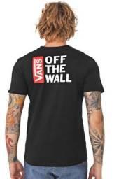 Camiseta Vans e Meia Vans