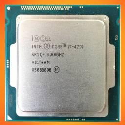 Processador i7-4790, 3,6 ghz - 1150