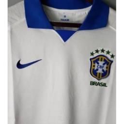 Título do anúncio: Camisa do Brasil - TORCEDOR - UNIFORME 2