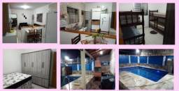 Título do anúncio: Aluga_se Casa com piscina para  fins de semana e temporada  em Itanhaém.