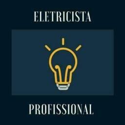 Título do anúncio: Eletricista Trabalhamos Neste Sabadão 24 Horas Chama no Whatsapp