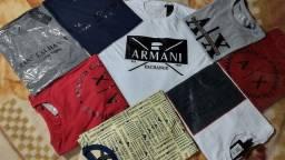 Título do anúncio: Camisetas primeira Linha