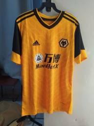 Camisa Wolverhampton 20-21 nova