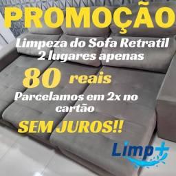 Título do anúncio: Lava seco promoção !!