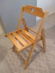 Cadeira Dobrável Em Madeira Tropicália Leroy Merlin