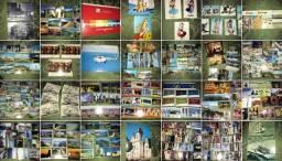 Título do anúncio: Coleção de Cartão postal preço a partir