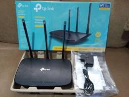 Título do anúncio: Roteador  tp-link 450Mbps wireless