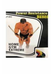 Kit de elástico para exercício