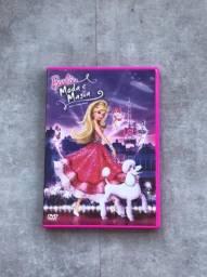 DVD Filme Barbie Moda e Magia