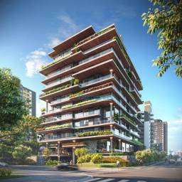 Apartamento com 2 dormitórios à venda, 178m² no coração do Batel - Curitiba/PR