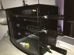 Churrasqueira elétrica arke vitta smart 127v