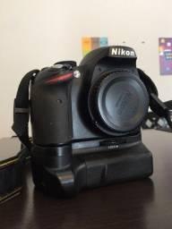 Nikon d3200 sem defeitos, somente o corpo
