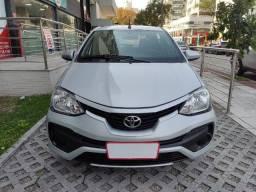 Título do anúncio: Toyota Etios XS 1.5  Automático  Único Dono