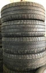 Jogo de pneus 17 SW4 , Trailblazer 255/75 R17 GOODYEAR 85%