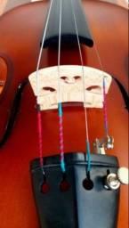 Título do anúncio: Violino Schieffer Som Forte