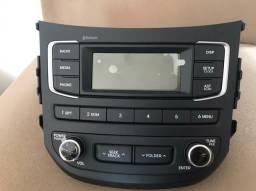 Conjunto de áudio está novo modelo HB20