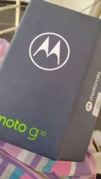 Título do anúncio: Moto g10