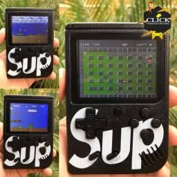 Mini Game Portátil 400 Jogos Super Console Controle Retrô, entregamos e ac. cartões