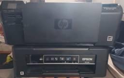 Título do anúncio: Vendo impressoras Epson e Hp