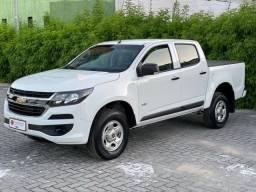 Chevrolet s10 2019 2.8 ls 4x4 cd 16v turbo diesel 4p manual
