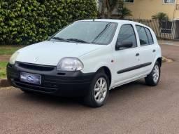 Clio RL 1.0 gasolina
