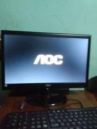 Monitor da AOC  conservadíssimo