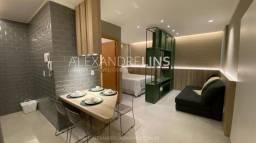 Apartamento para Locação em Maceió, Ponta Verde, 1 dormitório, 1 banheiro, 1 vaga