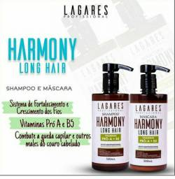 Harmony Long Hair Crescimento Acelerado dos fios