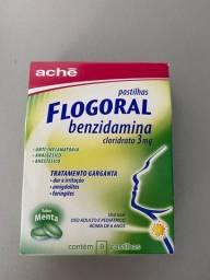Título do anúncio: Flogoral pastilhas para garganta com 8 unidades