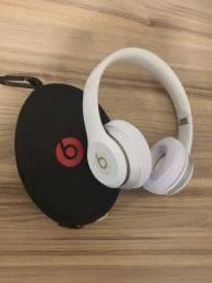 Fone Beats Solo 2 Wireless Branco Original