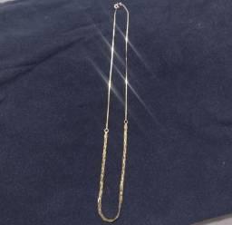 Cordão de ouro 18k 4 gramas