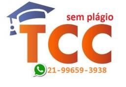 Correções e formatação de TCC, monografia, artigos e projetos, SGA e PTI
