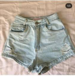 short roupa
