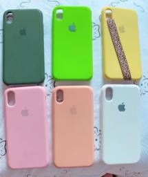 Vendo capinhas de IPhone XR. 20,00