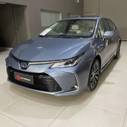 Título do anúncio: Corolla ALtis hybrid 2020/2021 com apenas 8000km