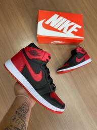 Tênis Nike Air Jordan 1 $200,00