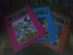 Revista em quadrinhos Anos de ouro de Pato Donald
