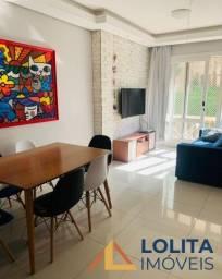 Apartamento de 2 dormitórios com suíte no Centro de Florianópolis Apartamento reformado co