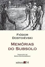 Memórias do Subsolo - Fiódor Dostoiévski
