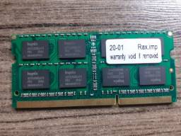 Título do anúncio: Memória RAM Kingston para Notebook 4GB