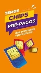 Chip de Celular Pré Pago