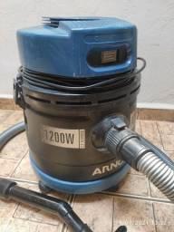 Vendo aspirador Arno 12L aquapo
