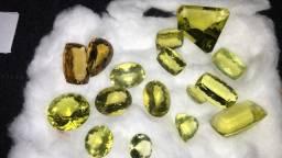 Pedras 1 linha para joias